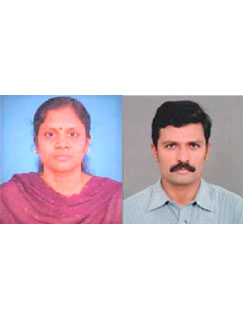 Dr. R. R. SARAVANAN MD DM  & Dr. N. PARVATHA SUNDARI MS DO