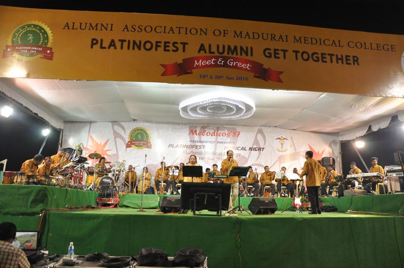 Platinofest Orchestra Part 1